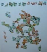 Lot De Magnets Carte De France - Tourisme