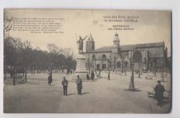 BORDEAUX - Les Allées Damour - Patois - Rxtrait De Histouero Dou Païs - Animée - Bordeaux