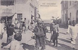 CEYLON CEYLAN SRI LANKA COLOMBO Mascarade Indienne Masque Tradition - Sri Lanka (Ceylon)