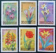 Uzbekistan  30/35 ** MNH. 1993 - Uzbekistán