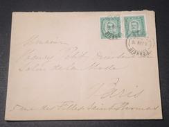 PORTUGAL - Enveloppe De Porto Pour La France - L 11218 - Lettres & Documents