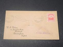 BERMUDES - Enveloppe De Hamilton Pour Birmingham En 1915 Avec Censure Des Bermudes - L 11220 - Bermudes