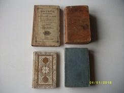 Lot De 6 Livres Anciens - Lots De Plusieurs Livres