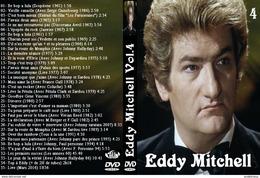 DVD EDDY MITCHELL VOLUME 4 - Concert & Music
