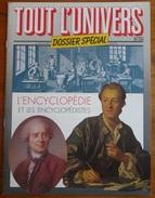 Dossier Spécial Sur L'Encyclopédie Diderot & D'Alembert + Poster Fac-similé - Encyclopaedia