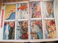 Supplément à SPIROU N° 1837 De 1973 / LES VIGNETTES PEUPLES ETRANGES : LES INDIENS GROPOPO DU LAC TITICACA - Spirou Magazine