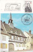 KAYSERSBERG - CITE DU DR A. SCHWEITZER - 1965 - Werbung