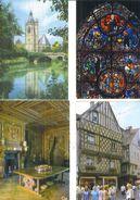 28 / EURE & LOIR /  Lot De 90 Cartes Postales Modernes Neuves - Cartes Postales