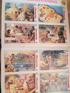 Supplément à SPIROU N° 1822 De 1972 / LES VIGNETTES PEUPLES ETRANGES : L'AMAZONIE - Spirou Magazine