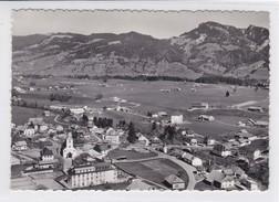 Riaz, Vue Aérienne 1969 - FR Fribourg