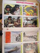 Supplément à SPIROU N° 1815 De 1973 / LES VIGNETTES PEUPLES ETRANGES : LES ESQUIMAUX - Spirou Magazine