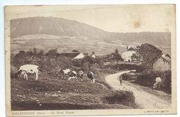 (Jura) CPA  Aiglepierre  Le Mont Begon (Bon Etat) - Autres Communes