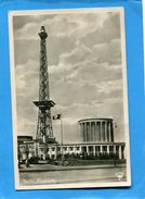 ALLEMAGNE-Guerre 39-45-cpa Berlin Funkturn- FELD POST Pour France-a Voyagé En 1943 - Germany