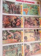 Supplément à SPIROU N° 1809 De 1972 / LES VIGNETTES PEUPLES ETRANGES : LES PYGMEES - Spirou Magazine