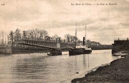 14 LES BORDS DE L'ORNE LA PONT DE RANVILLE - France