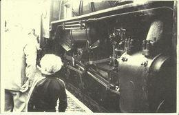 Waremme -- 150e Anniversaire Du Rail Dans La Province De Liège Les 18,19 Et 20 Juin 1988.   (2 Scans) - Borgworm