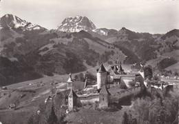 Gruyères -  Vue Aérienne, Format 10.5 X 15 Cm - FR Fribourg
