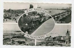 ENGLAND  - AK 311396 Just Arrived Margate - Margate