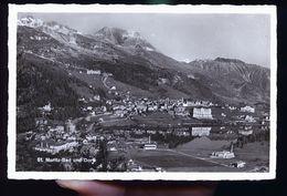 SAINT MORITZ        ANNEES 50 - Suisse