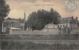 HERCHIES - Usine Communeau - Autres Communes