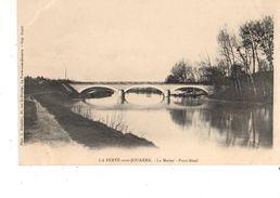 77-----LA FERTE-sous-JOUARRE---la Marne--pont-neuf---voir 2 Scans - La Ferte Sous Jouarre