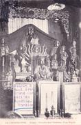 COCHINCHINE VIET NAM Saïgon Divinités Dans L'intérieur D'une Pagode - Vietnam