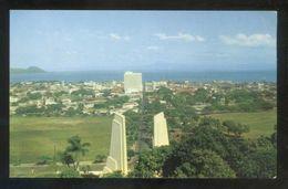 Nicaragua. Managua. *Vista De La Parte Central...* Nueva. - Nicaragua