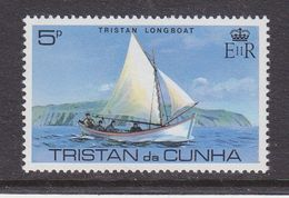 Tristan Da Cunha Tristan Longboat 1v ** Mnh (37253A) - Tristan Da Cunha
