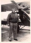 Aviation - Aviateur Ernst Udet - Tempelhofer Feld - 1932 - Reproductions
