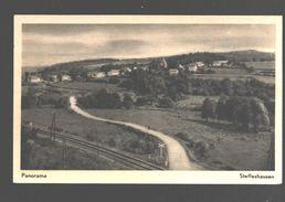 Steffeshausen - Panorama - Burg-Reuland