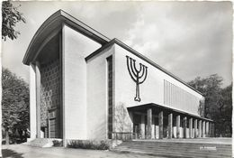 ~ JP ~ 67  ~ STRASBOURG  .la Synagogue De La PAIX . - Strasbourg
