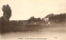 Réf : A-18 Pie Tre-1346 : PERCEY. - Autres Communes