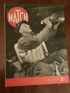 PARIS MATCH   2  MAI   1940 - Livres, BD, Revues