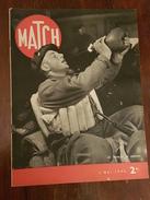 PARIS MATCH   2  MAI   1940 - Books, Magazines, Comics
