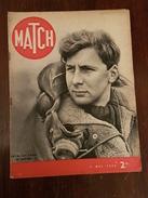 PARIS MATCH  9   MAI  1940 - Books, Magazines, Comics