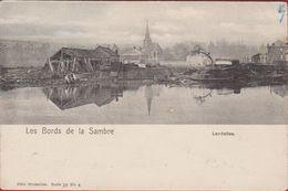 Landelies Montigny-le-Tilleul Reclame Publicite Farine Lactee Renaux - Montigny-le-Tilleul