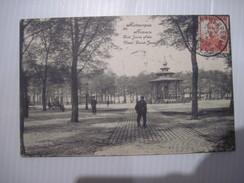 CPA ANVERS Place Saint Jean 1912 T.B.E. Animée Kiosque - Antwerpen