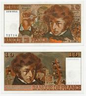 1974.3.10// BERLIOZ // Dix Francs // SUP/XF - 10 F 1972-1978 ''Berlioz''