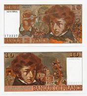1978.2.3// BERLIOZ // Dix Francs // NEUF/UNC - 1962-1997 ''Francs''