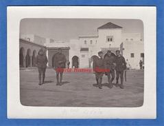 Photo Ancienne - à Situer , Algérie ? Maroc ? - Portrait De Militaire Du 41e Régiment De Génie - 1929 - Colonial - Guerre, Militaire