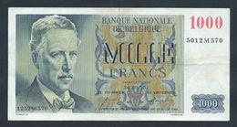 . Belgique - 1000 Francs - 30-09-1953 - [ 2] 1831-... : Belgian Kingdom