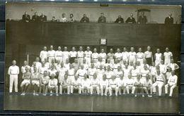 "CPSM S/w  Photo AK German Empires Bremer Bürger""Bremer Sportlergruppe  BTG ?"" 1 AK Blanco - Genealogie"