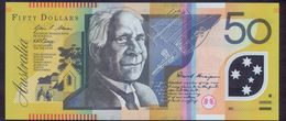 Australia 50 Dollars 2010 UNC P-60h Polymer Rare - Decimal Government Issues 1966-...