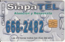 MEXICO - SiapaTel, Used - Mexico
