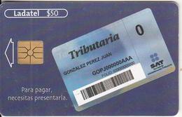 MEXICO - SAT(Servicio De Administracion Tributaria), Used - Mexico