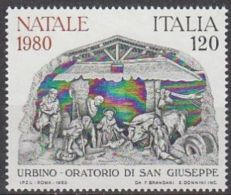 1980  -  Natale - Nuovo - 1971-80: Mint/hinged
