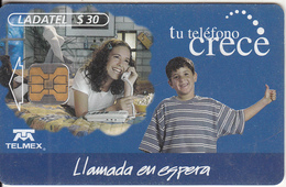 MEXICO - Tu Telefono Crece, Used - Mexico