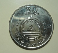Cape Verde 50 Escudos 1994 - Cap Vert