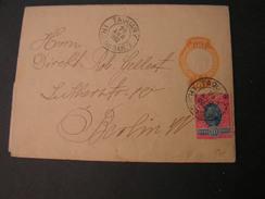 Brasil Brief  1902 Taquari - Ganzsachen