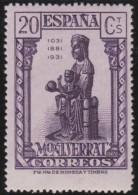 Spain    .            Yvert    478           .           *           .         Mint-hinged - 1889-1931 Kingdom: Alphonse XIII